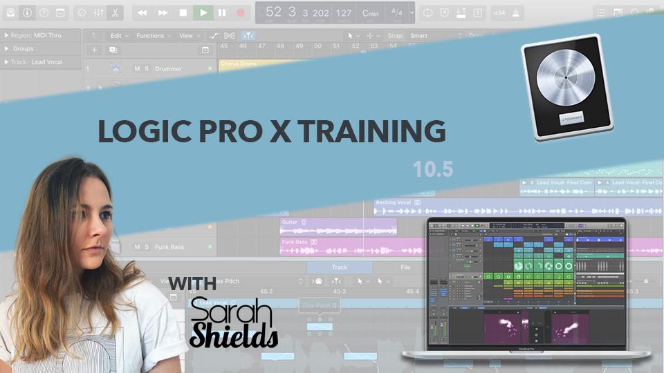Logic-pro-training